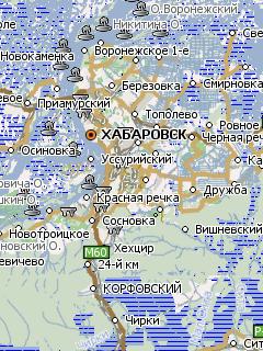 скачать бесплатно карту дальнего востока для навител бесплатно - фото 11